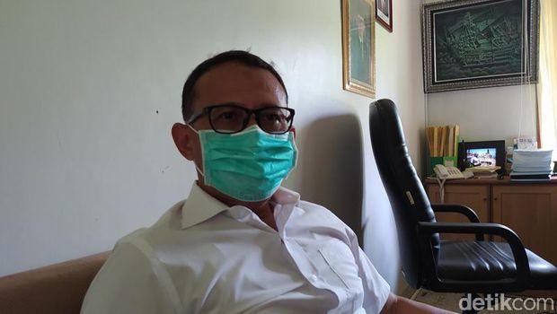 General Manager Taman Wisata Candi Borobudur, I Gusti Putu Ngurah Sedana, Rabu (28/10/2020).