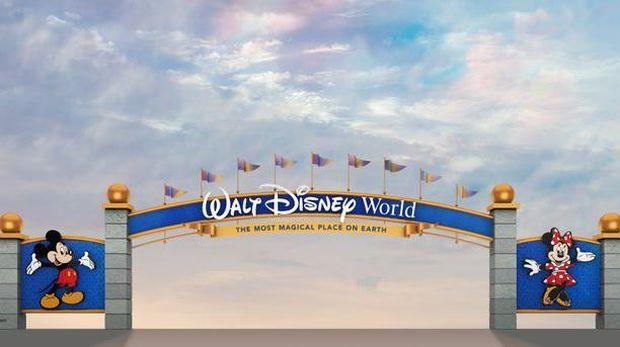 Gerbang baru Disney World