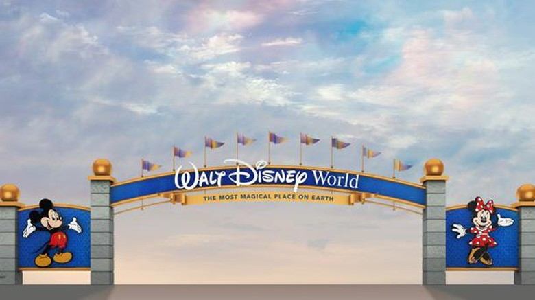 Gerbang baru Disney World