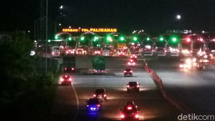 Gerbang Tol Palimanan.