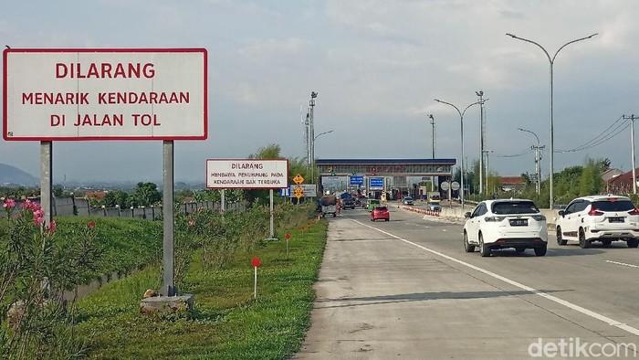 Gerbang Tol Soroja, Kabupaten Bandung.