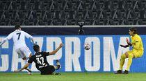 Madrid Seri dengan Gladbach, Hazard: Rasanya Seperti Menang