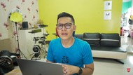 Tips Bikin Konten Kreatif Ala YouTuber Evan Hobby Makan