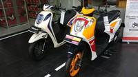 Tampil Racing, Honda Genio Ini Pakai Kelir Tim Repsol MotoGP