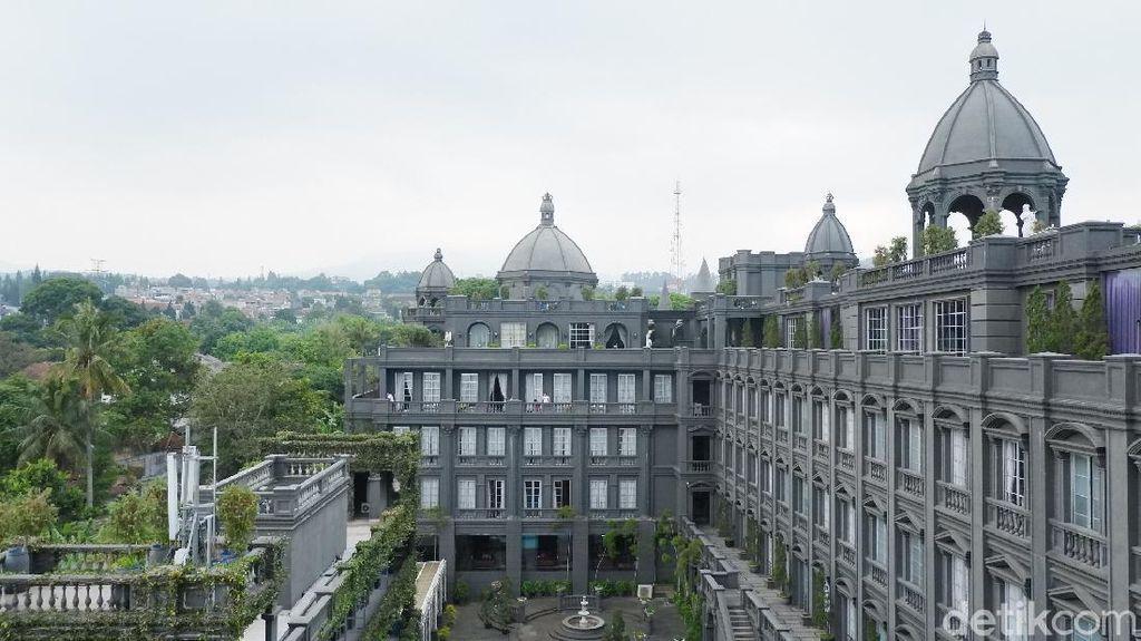 Hotel di Bandung Ini Catatkan Okupansi 50 Persen Saat Long Weekend