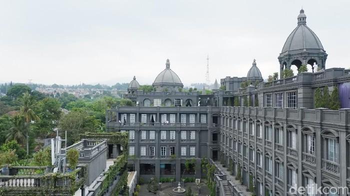 Hotel di Bandung Ini Catatkan Okupansi 50 Persen Saat Long ...