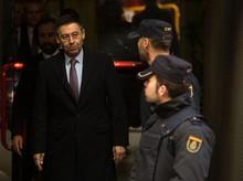 Presiden Barcelona Josep Maria Bartomeu Mundur!