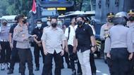 Kabareskrim hingga Kapolda Metro Pantau Demo di Patung Kuda