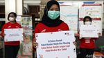 Sambut Sumpah Pemuda KAI Sosialisasi Protokol Kesehatan
