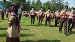 Kala Pramuka Ambil Bagian Ikut Berada di Garda Terdepan
