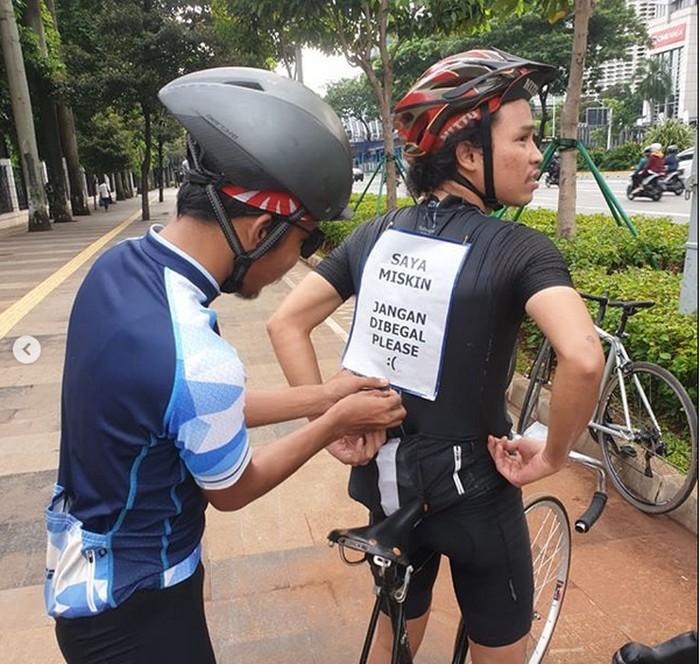 Kampanye Antibegal sepeda