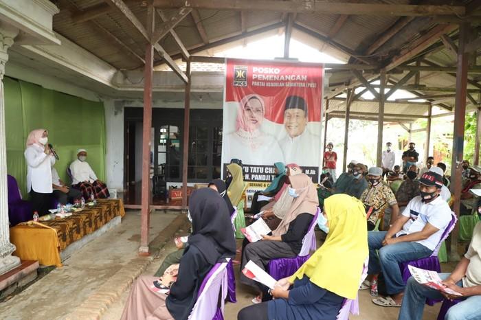 Kampanye Ratu Tatu Chasanah