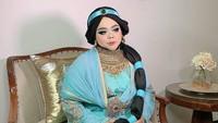 Foto: Penampilan Manglingi Kekeyi Jadi Princess Jasmine, Bikin Netizen Kaget