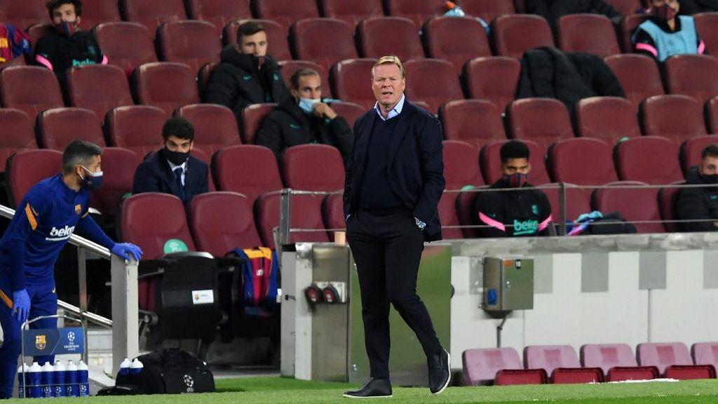 Barcelona Harap Cedera Clement Lenglet Tak Parah
