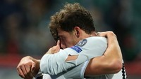 Leon Goretzka Kian Kekar, Jersey Bayern Sampai Sobek Gitu