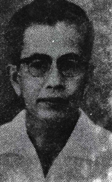 M Tabrani, anggota Jong Java dan Ketua Kongres Pemuda I. (Dok Perpustakaan Nasional RI)