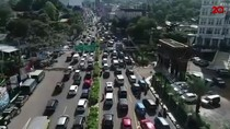Contraflow Diberlakukan di Tol Jagorawi Km 45-47 Arah Sukabumi