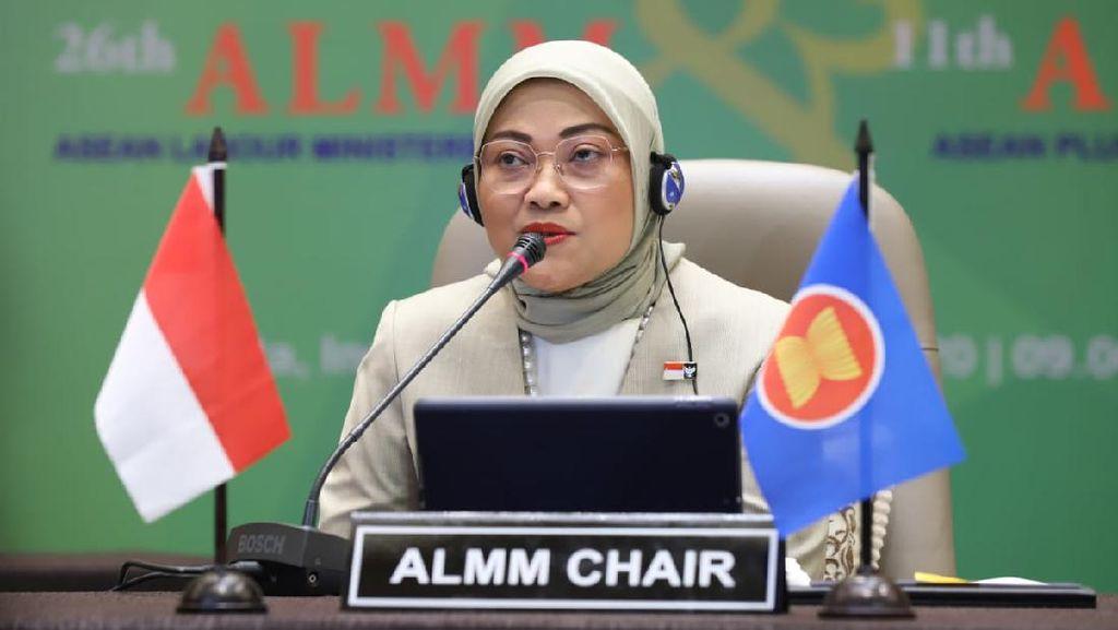 Menaker Usukan Adopsi Deklarasi ASEAN soal Peningkatan Pekerja