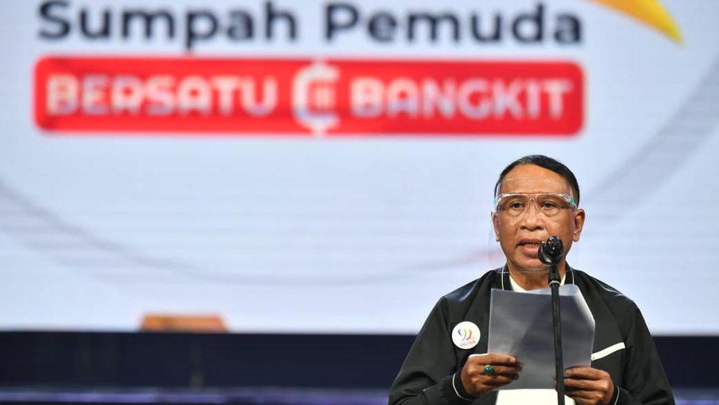 Hari Sumpah Pemuda, Ini Pesan Menpora untuk Anak Muda Indonesia