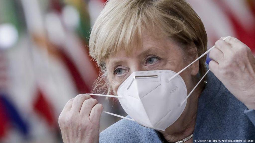Merkel Ingatkan Pentingnya Kedisiplinan Hadapi Gelombang Kedua Corona