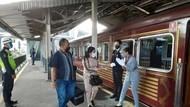 Long Weekend, Okupansi KA Wisata Tambahan Capai 100 Persen