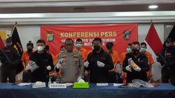 Komplotan Pencuri Motor di Jaktim Ditangkap, 1 Pelaku Tewas Didor