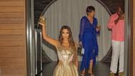 Foto: Kemeriahan Pesta Kim kardashian yang Dibanjiri Hujatan