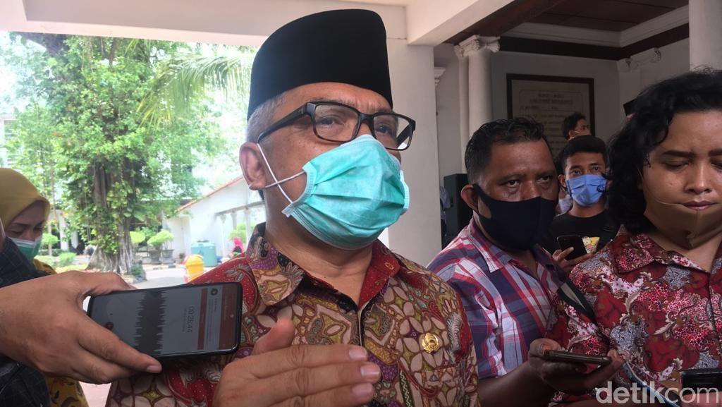 39 Kampanye Langgar Prokes, Pj Bupati Mojokerto Andalkan Bawaslu yang Eksekusi