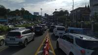 Jalur Puncak Bogor Macet Pagi Ini, Polisi Berlakukan One Way