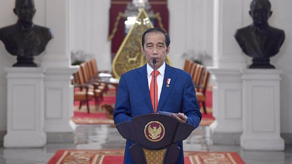 Dari Jokowi hingga Nadiem Bawa Pesan Persatuan di Momen Sumpah Pemuda