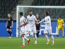 Drama yang Tak Disangka-sangka Real Madrid