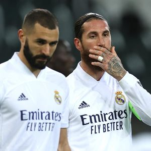 Real Madrid Sehat?