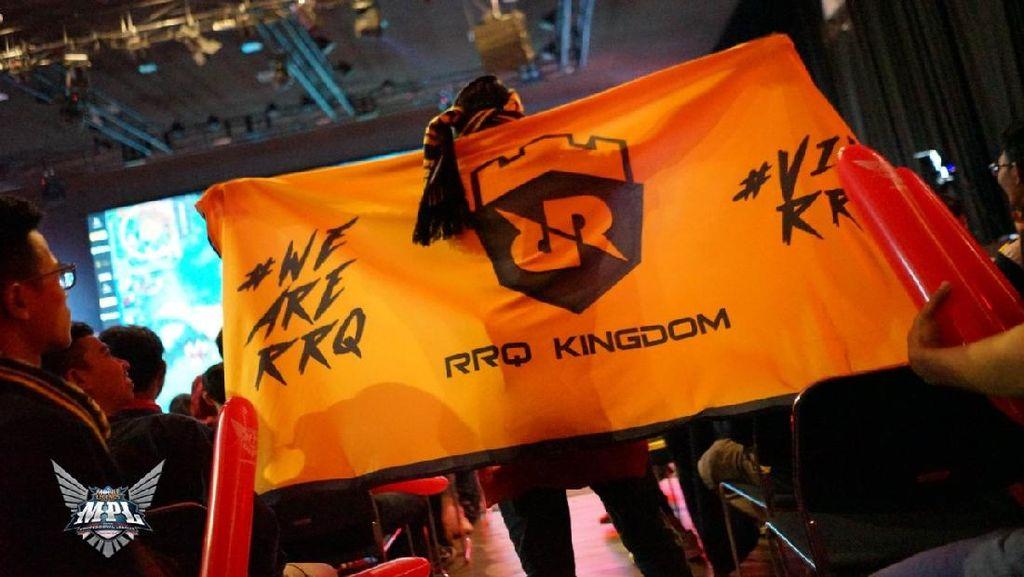 RRQ Kingdom, Fanbase Esports yang Gencar Sebarkan Semangat Positif