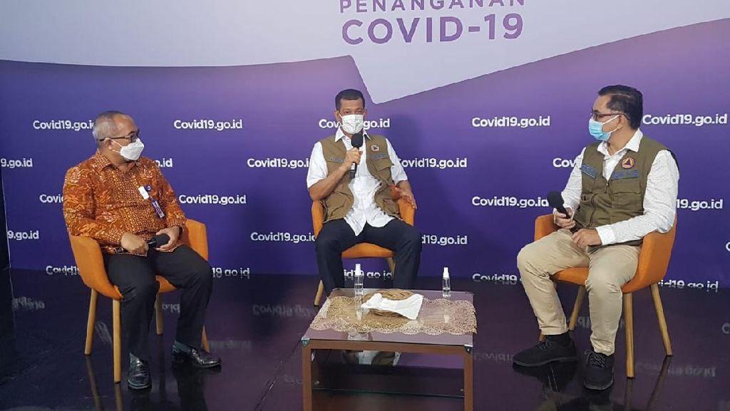 Peran Media Jadi Salah Satu Solusi Atasi COVID-19