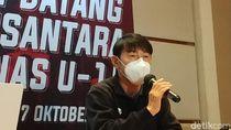 Mudik, Shin Tae-yong Pimpin Timnas U-19 Lagi Awal Desember