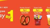 Ada ShopeePay Deals Rp 1 di 11.11, Bisa Beli Produk Apa Aja?
