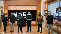 Erick Thohir dan Wishnutama Launching Kanal Berita Anak Usaha Telkom