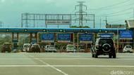 Tol Jagorawi Arah Puncak Siang Ini Ramai Lancar