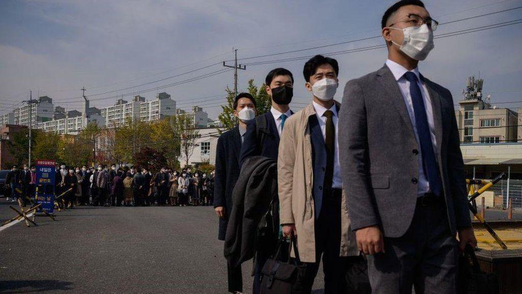 Tolak Wajib Militer, Penganut Saksi Yehuwa di Korsel Boleh Kerja di Penjara