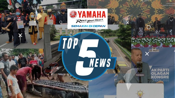 Top 5 News 28 Oktober