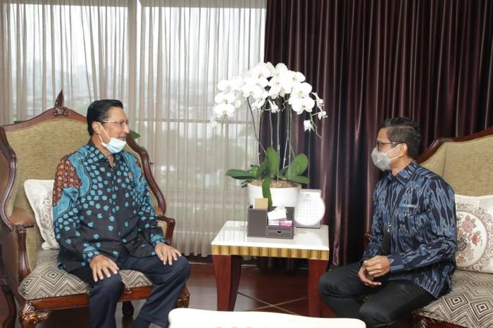 Wakil Ketua MPR Fadel Muhammad mendukung program penyediaan 1,5 juta rumah murah oleh BTN dalam lima tahun ke depan.