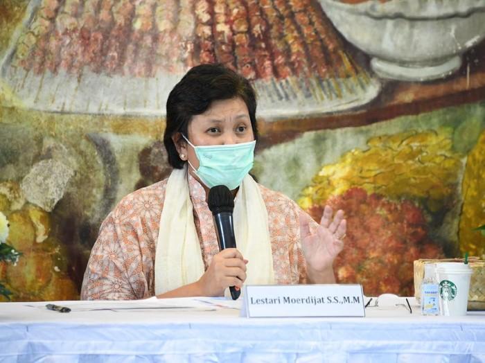 Wakil Ketua MPR Lestari Moerdijat mengungkapkan museum memiliki kemampuan untuk membangkitkan kembali idealisme dan nasionalisme bangsa Indonesia.