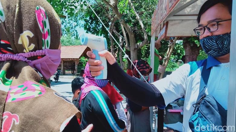 Wisata air di Klaten terapkan protokol kesehatan