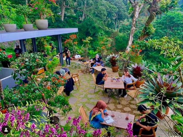 5 Restoran di Puncak yang Instagramable, Cocok Buat Nongkrong!