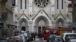 4 Fakta Penusukan Brutal di Prancis Jadi Sorotan Internasional