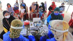 Hari Ketiga Rapid Test Massal di Puncak, 12 Orang Reaktif