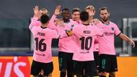 Menang atas Juventus, Koeman: Ini Penampilan Terbaik Barcelona