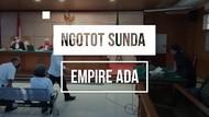 Celotehan Heboh Petinggi Sunda Empire Usai Divonis