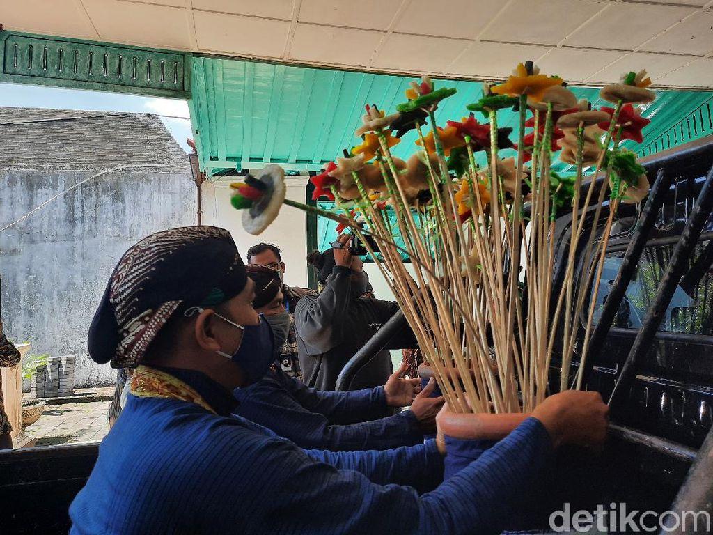 Grebeg Maulud di Keraton Ngayogyakarta (Jauh Hari Wawan S/detikTravel)