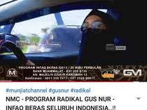 Teruskan Perjuangan Suami, Istri Gus Nur Jalankan Akun YouTube yang Baru